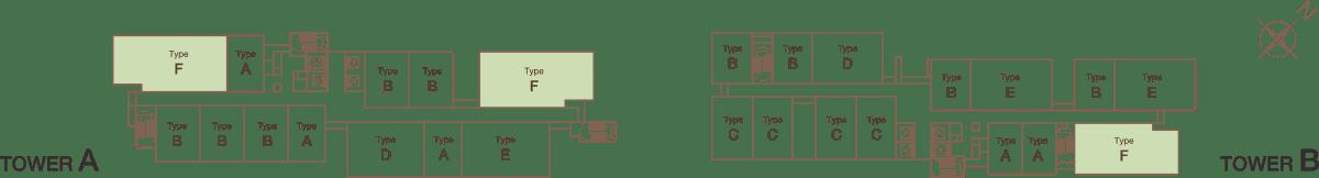Floor Plan Type F